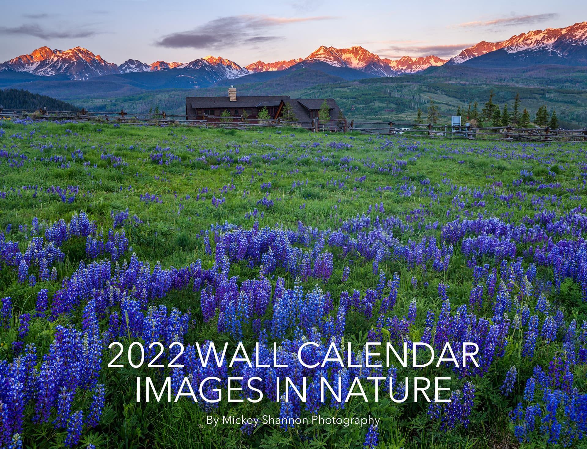 2021 Travel Photography Wall Calendars