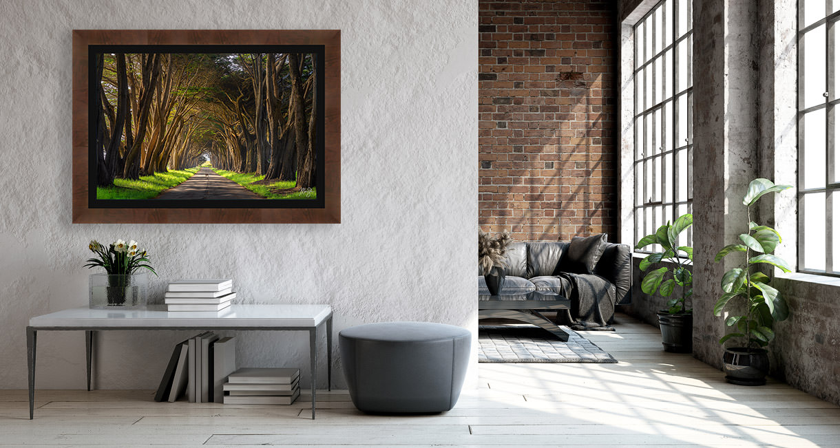 Interior Design for the Home with Fine Art Nature Photography