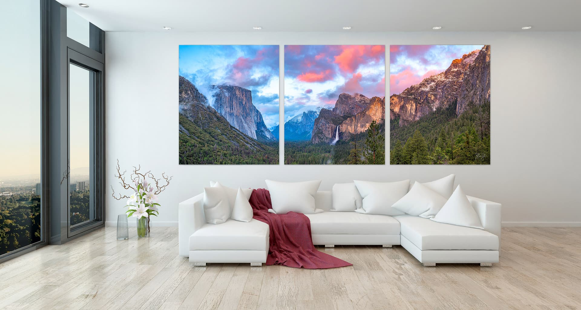 Luxury Living Room Interior Design Fine Art