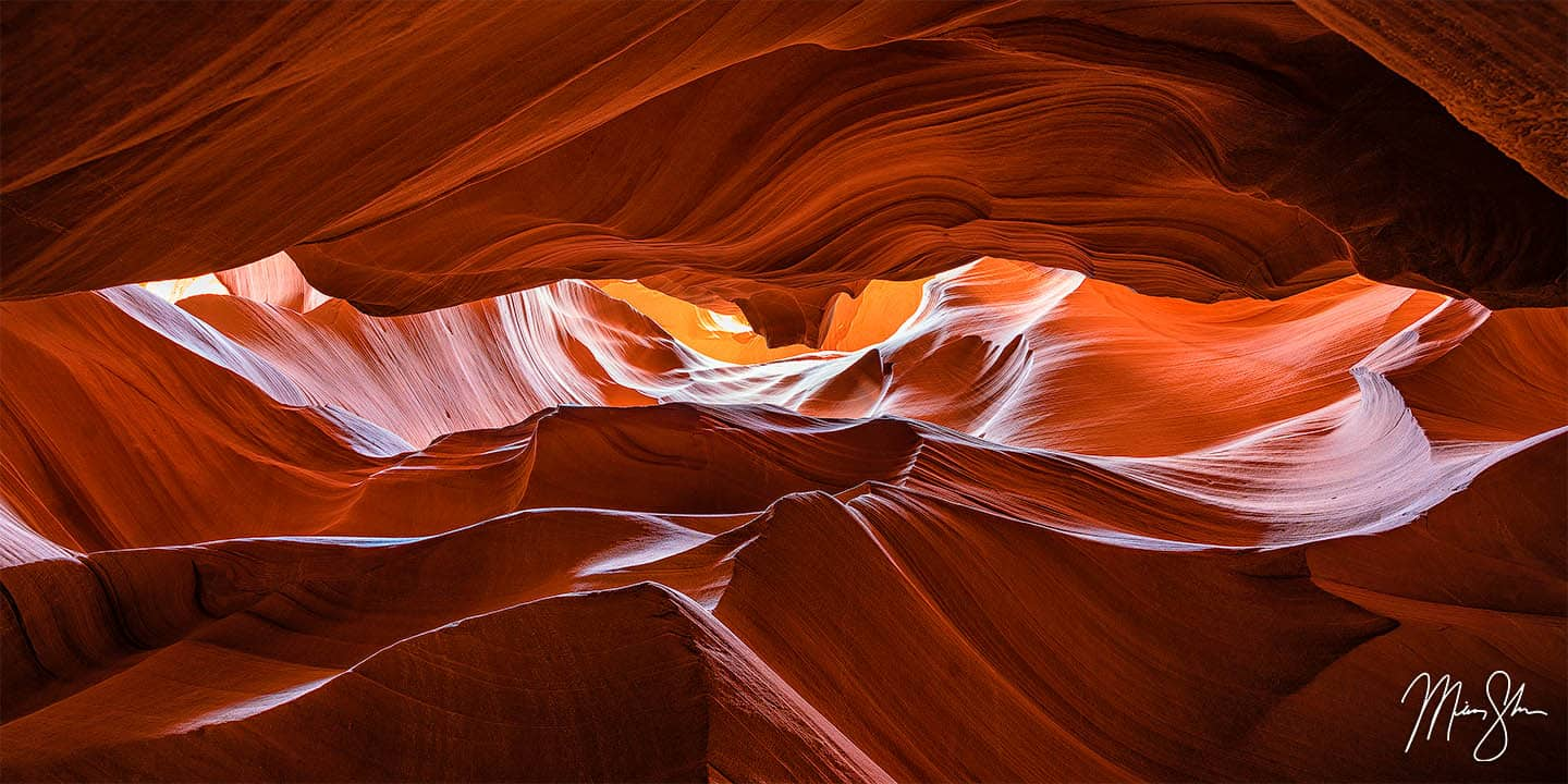 Arizona Photography: Antelope Canyon