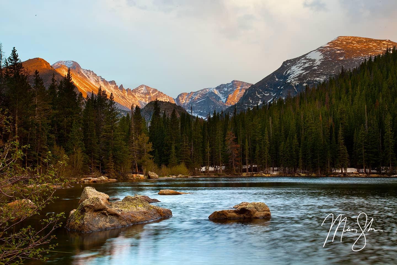 Colorado Estes Park And Rocky Mountain National Park