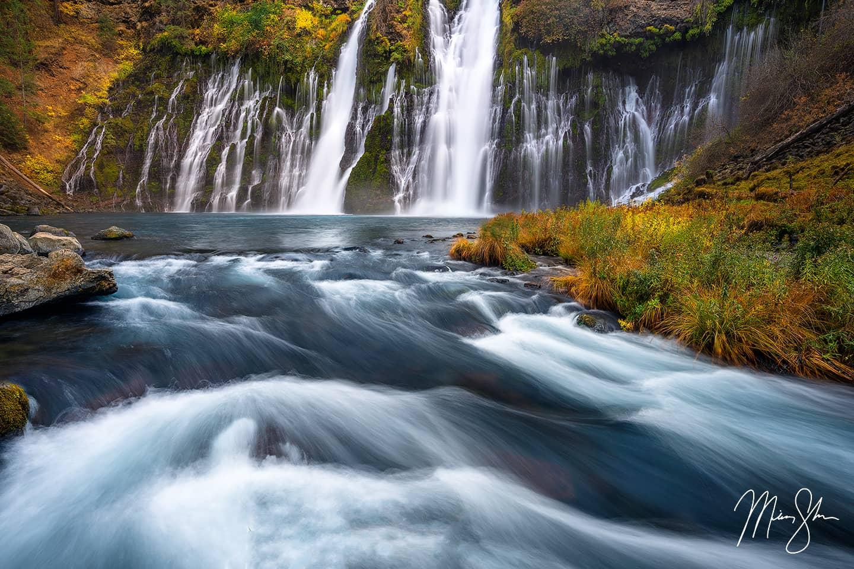 Burney Falls Beauty - Burney Falls, California