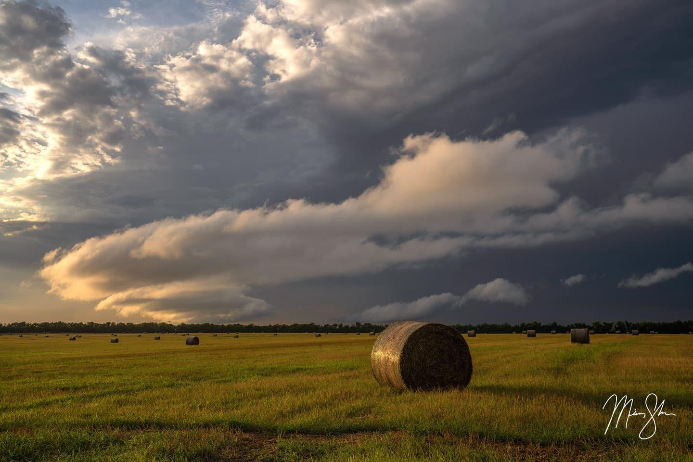 Calm Before the Storm - Goddard, Kansas