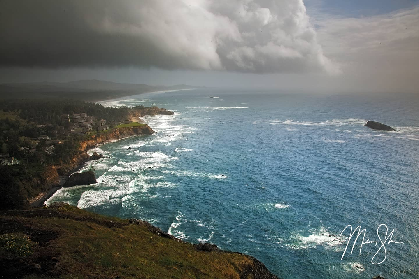 Cape Foulweather View