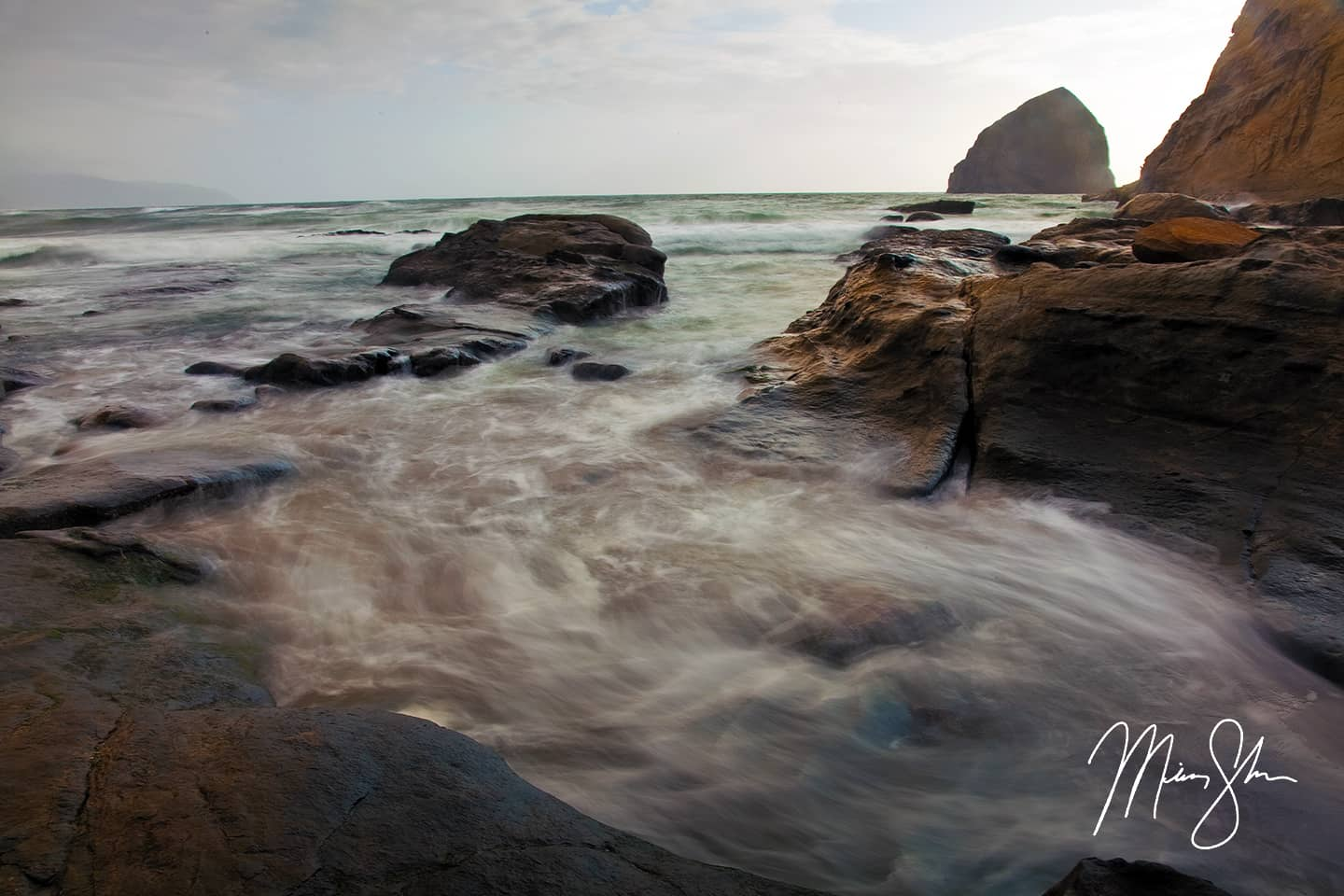 Cape Kiwanda Waves