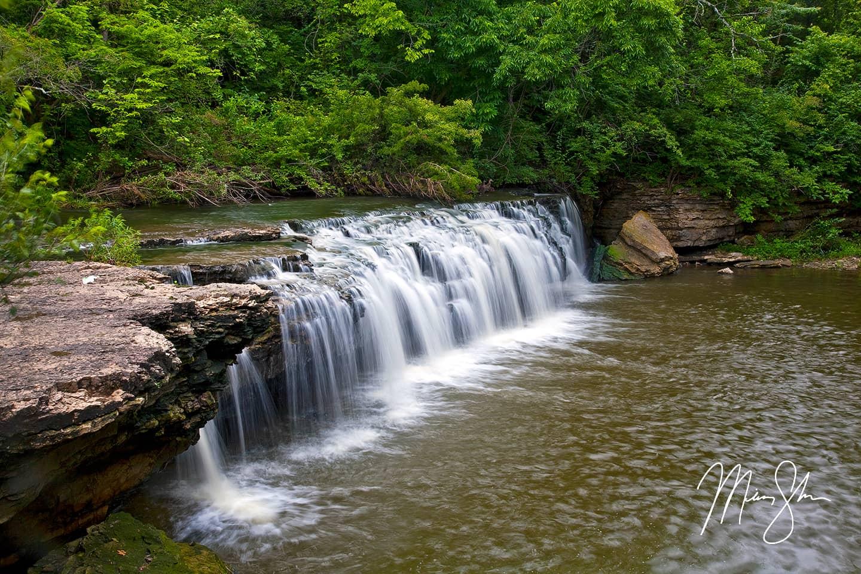 Cedar Lake Falls