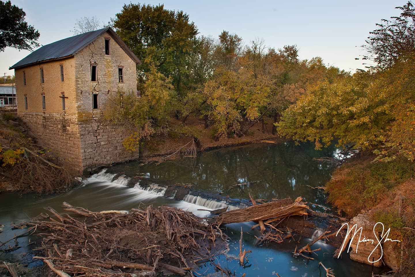 Cedar Point Mill Autumn
