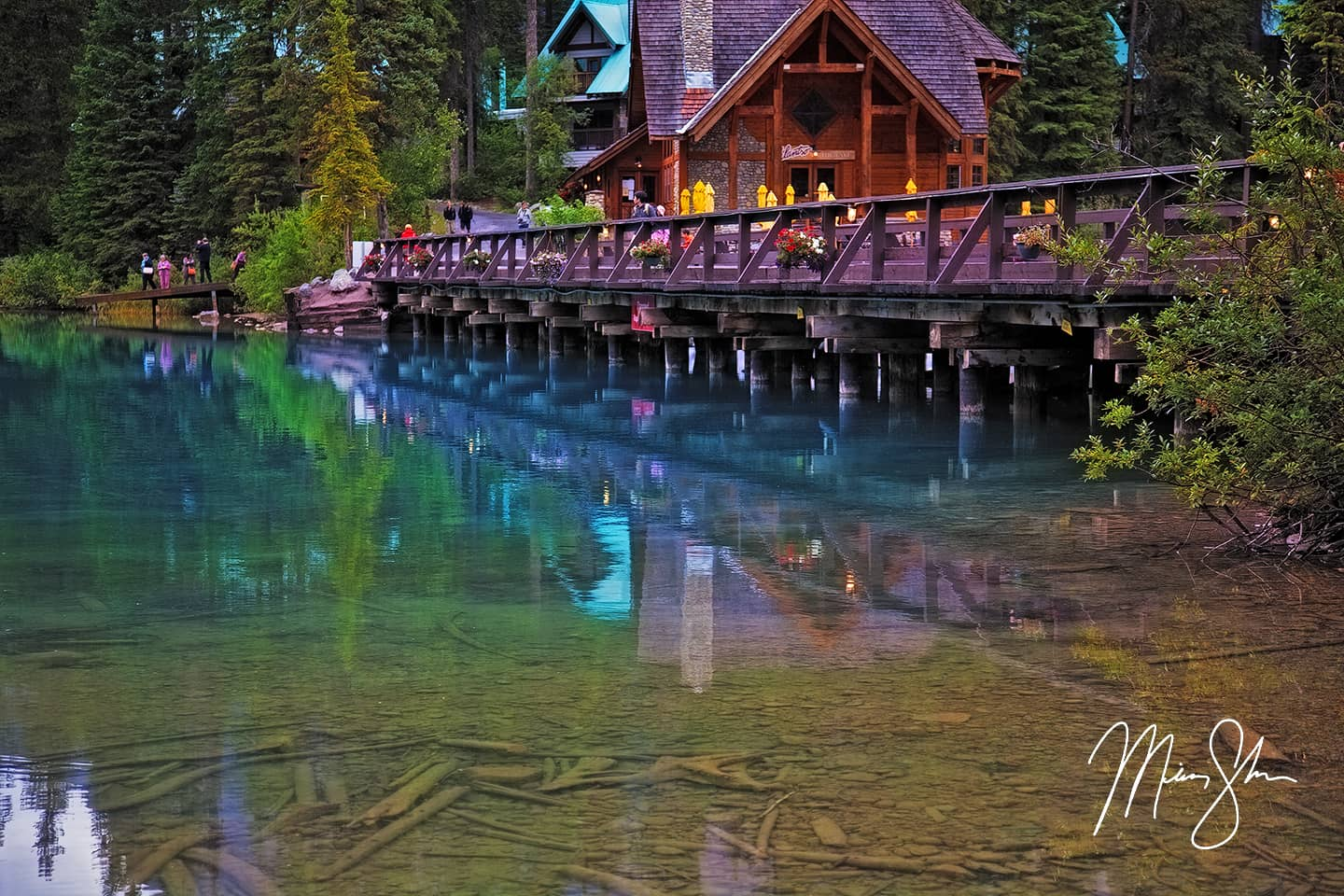 Emerald Lake Calm