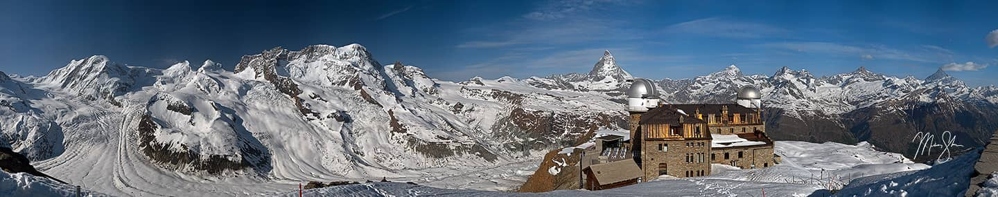 Gornergrat Panorama