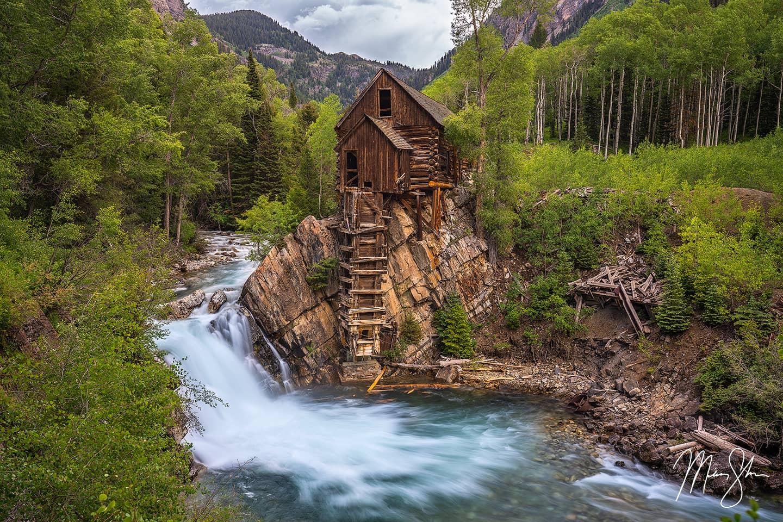 Green Mill - Crystal Mill, Crystal, Colorado
