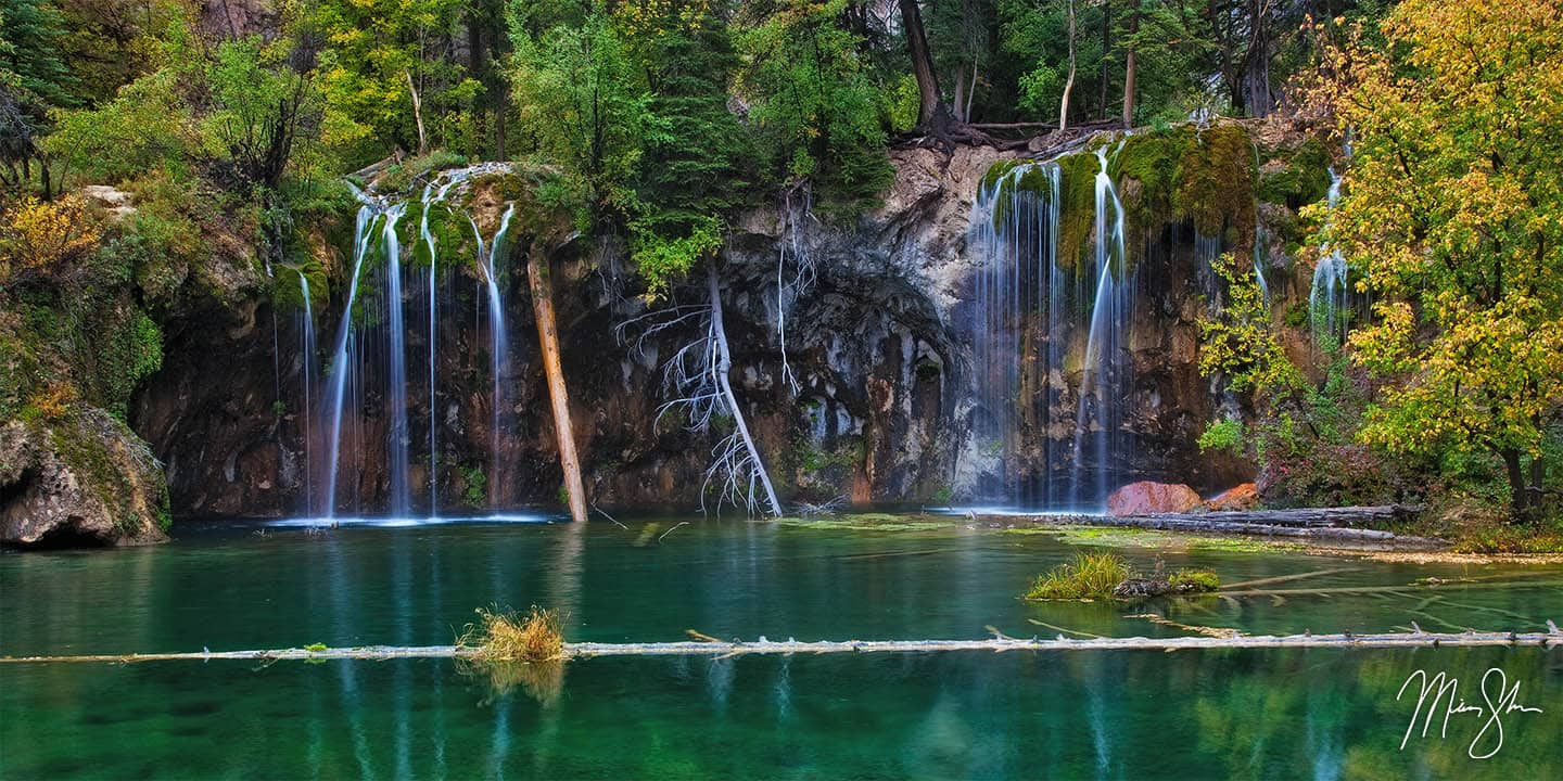 Hanging Lake Colorado Photography