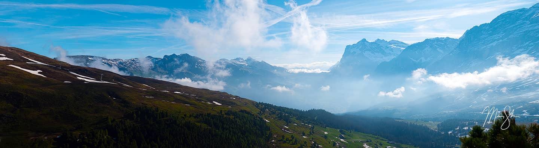 Kleine Scheidegg Panorama