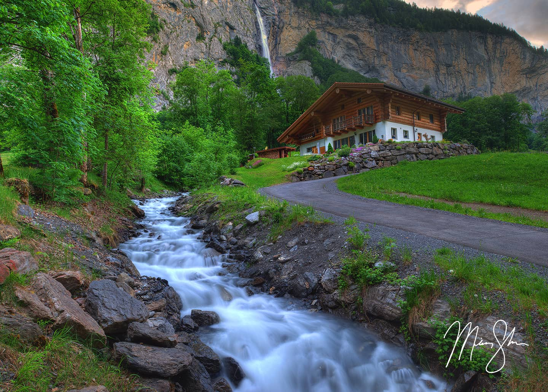 Lauterbrunnen Stream