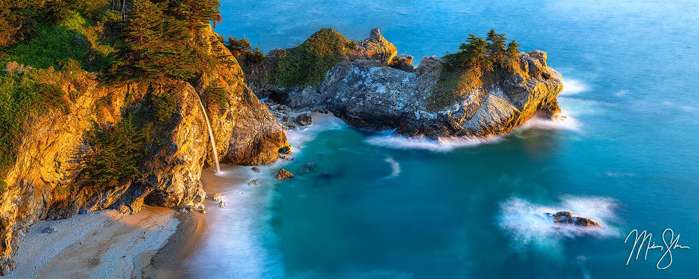 Magical McWay Falls - McWay Falls, Big Sur, California