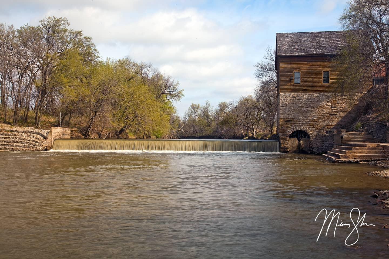 Otto's Mill Falls