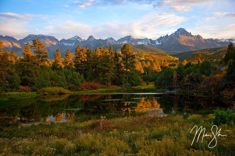 Sneffels Range - Ridgway, Colorado