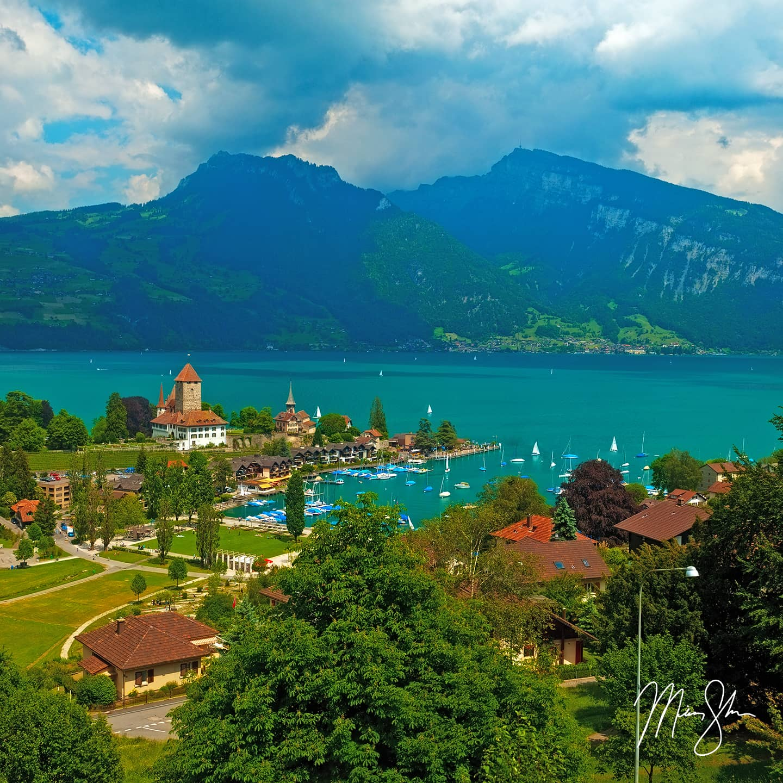 Spiez Schloss - Spiez, Switzerland