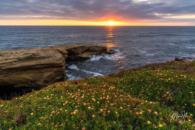 Sunset Cliffs of San Diego - Sunset Cliffs, San Diego, California