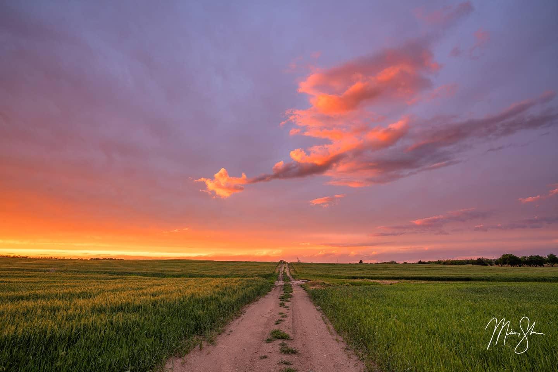 Sunset Road - Goddard, Kansas