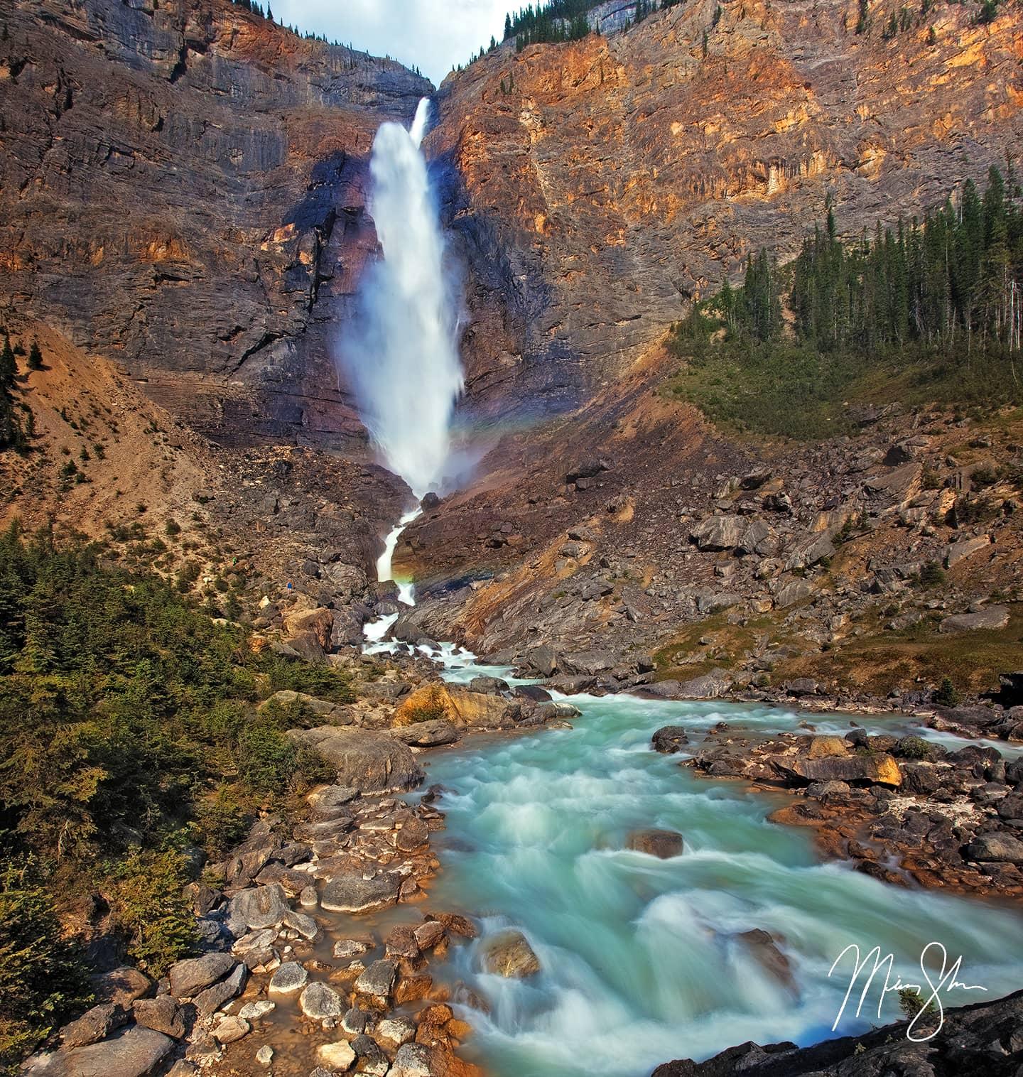 Takakkaw Falls Takakkaw Falls Yoho National Park