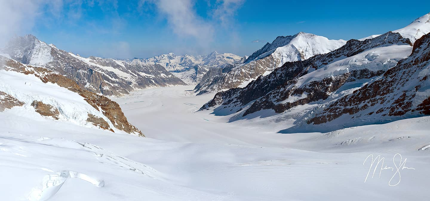 The Mighty Aletschgletscher