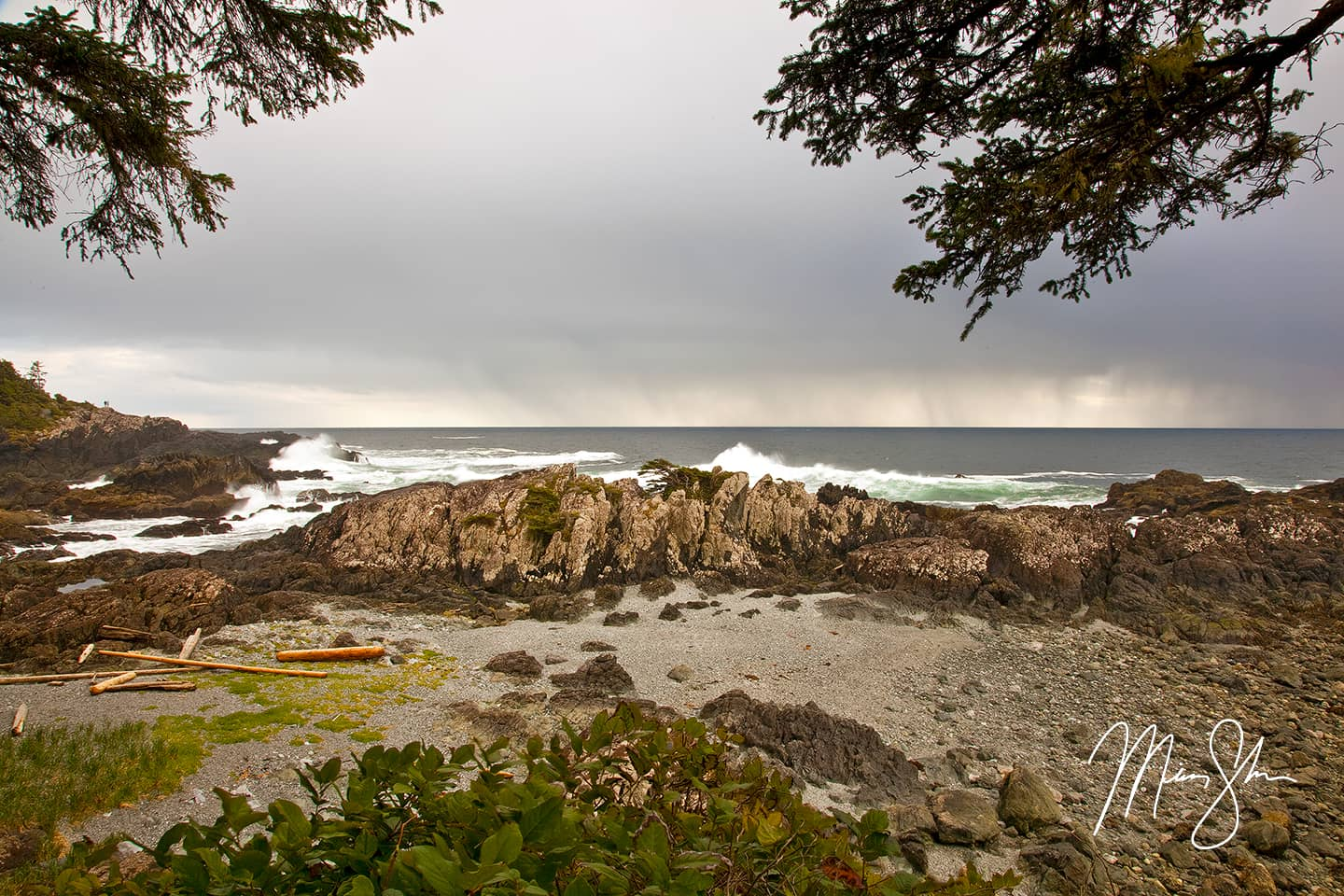 The Wild Pacific - Ucluelet, Vancouver Island, British Columbia Canada