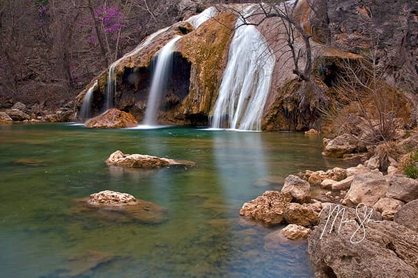 A Hint of Spring at Turner Falls