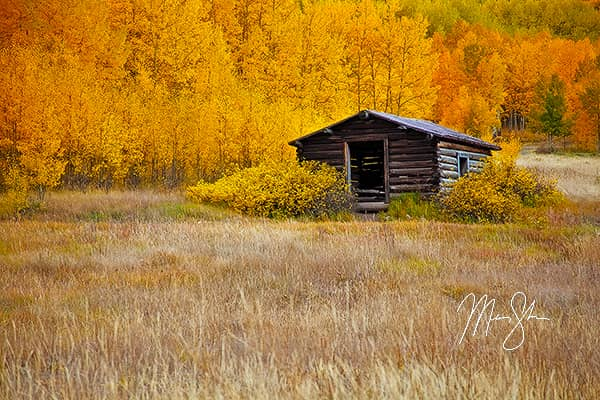 Ashcroft Autumn Cabin