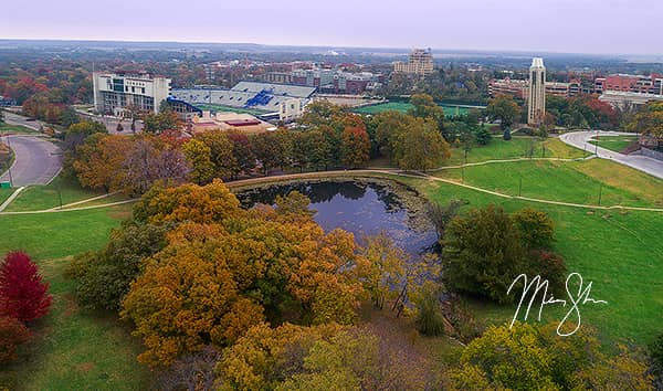 Autumn at the University of Kansas