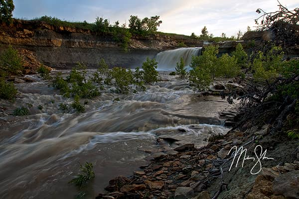 Bachelor Creek Falls