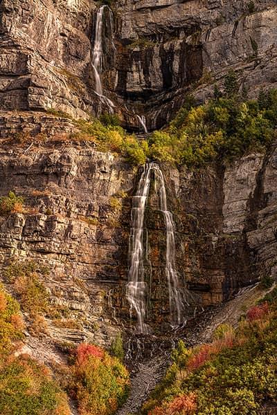 Beautiful Bridal Veil Falls