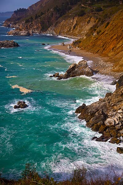 Big Sur Vertical