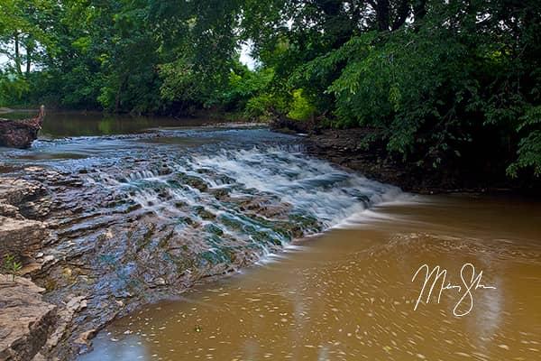 Buck Creek Falls