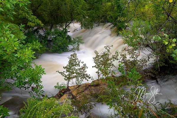 Butler Falls Deluge