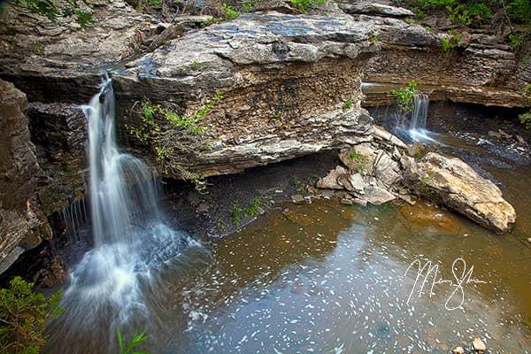 Chautauqua Falls
