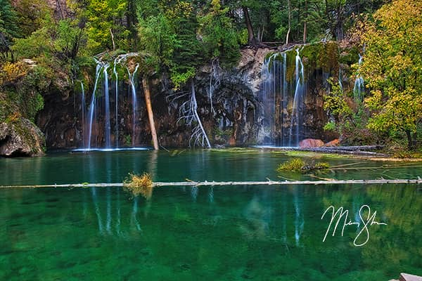 Colorful Hanging Lake
