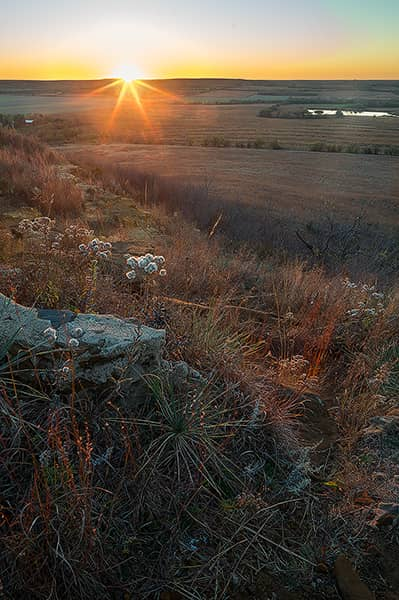 Coronado Heights Sunset