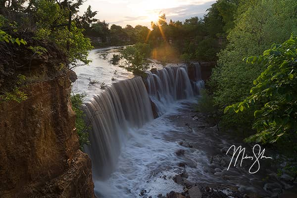 Cowley Falls Sunrise