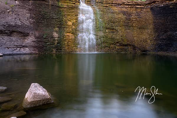 Dreamy Bourbon Falls