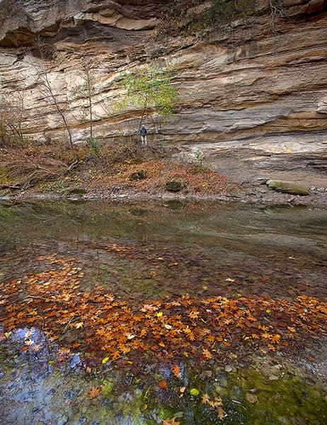 Echo Cliff Autumn