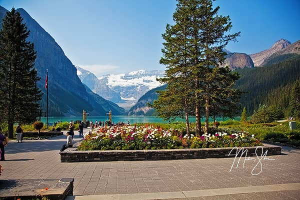 Fairmont Gardens Lake Louise