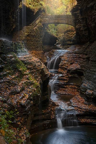 Fall at Watkins Glen