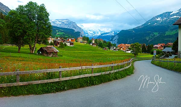 Fields Of Wengen