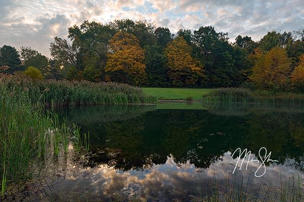Indigo Lake Sunrise
