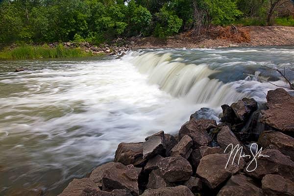 Kanopolis Falls