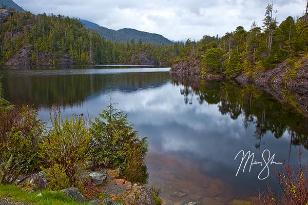 Larry Lake Vancouver Island