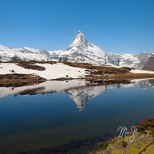 Leisee Matterhorn Reflection
