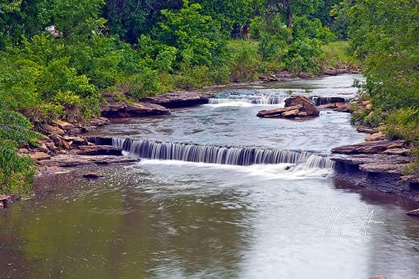 Little Biddle Falls