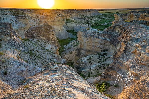 Little Jerusalem Badlands State Park Guide