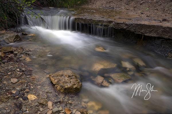 Lower Geary Falls